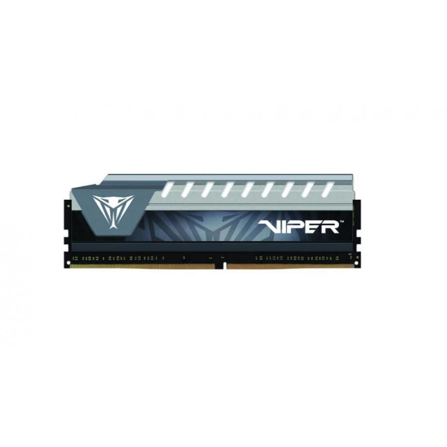 Память DDR4 Patriot 4Gb Viper Elite Grey (PVE44G240C6GY)