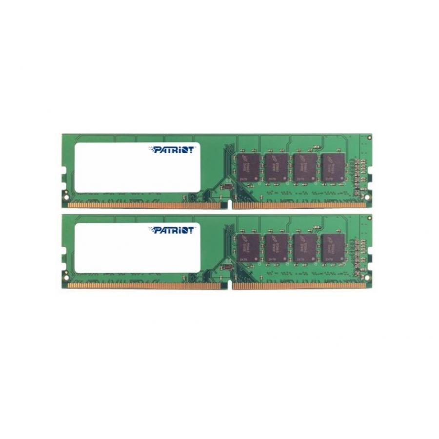 Память DDR4 Patriot 2x4Gb Signature Line (PSD48G2400K) цена