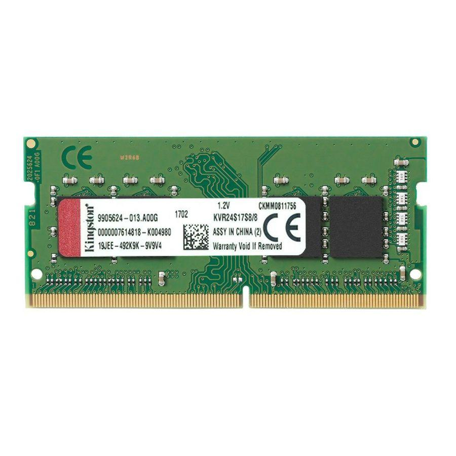 Память SO-DIMM DDR4 Kingston 8Gb 2400MHz (KVR24S17S8/8) kvr24s17s8 8