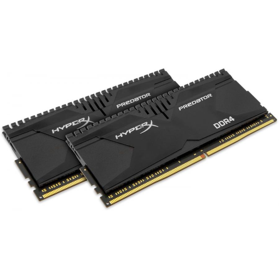 Купить Память DDR4 Kingston 16GB CL13 DIMM (Kit of 2) XMP HyperX Predator (HX426C13PB3K2/16)