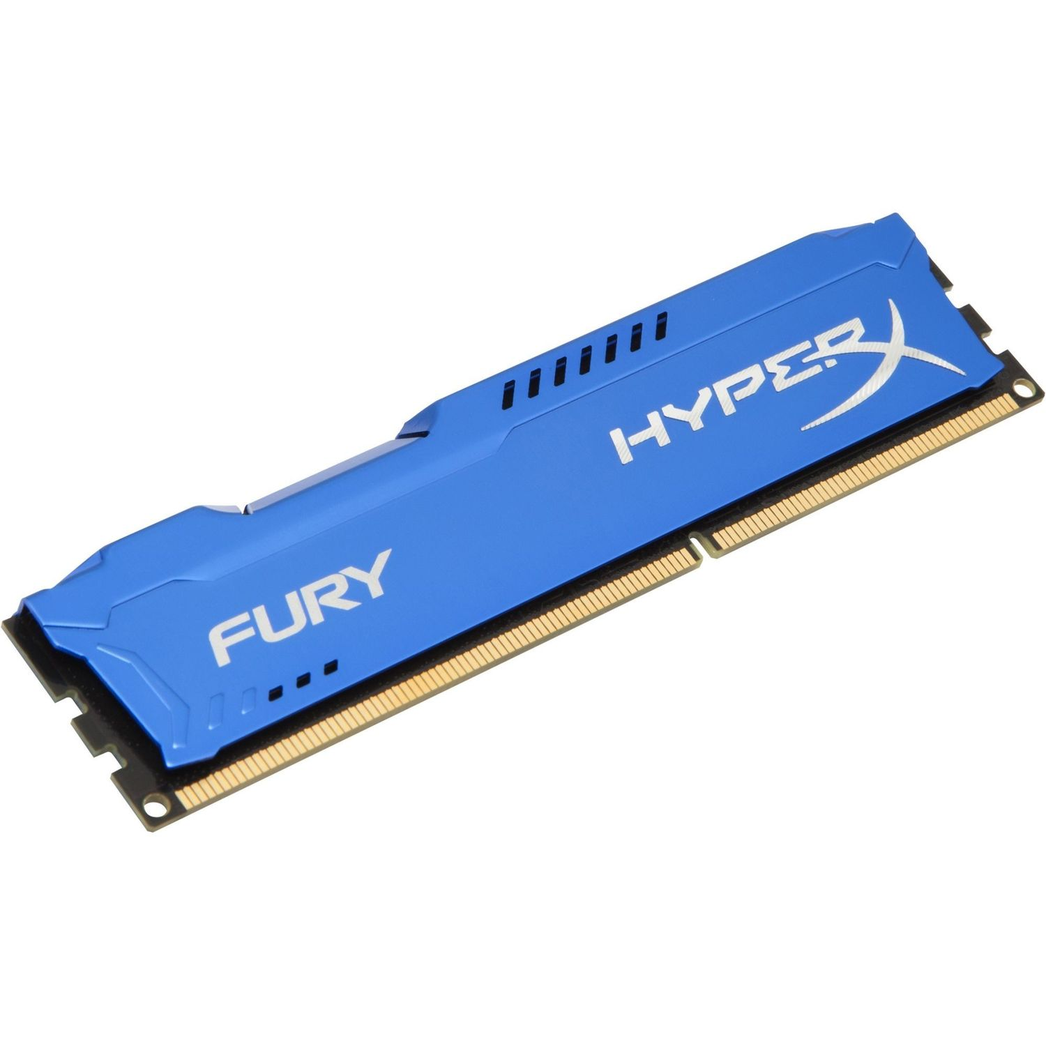все цены на Память DDR3 Kingston 4GB 1333MHzПамять DDR3 CL9 DIMM HyperX FURY Blue Series (HX313C9F/4) онлайн
