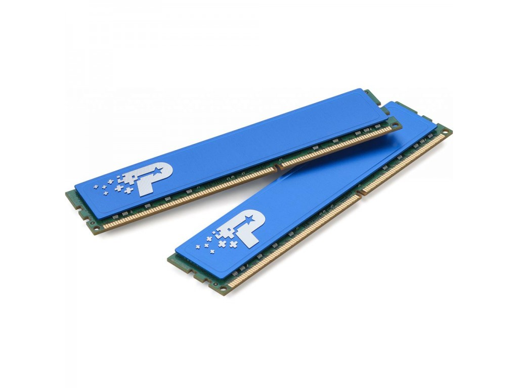 Память оперативная DDR3 Patriot Signature 16Gb (8GBx2) 1600MHz (PSD316G1600KH)