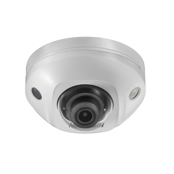 Видеокамера IP HikVision 2MP MINI DOME DS-2CD2523G0-IS 4MM белый
