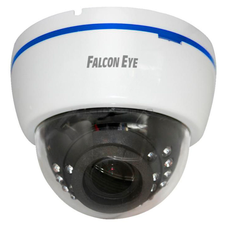 Видеокамера IP Falcon Eye FE-IPC-DPV2-30pa 2.8-12мм ip камера falcon eye fe ipc dpl100p