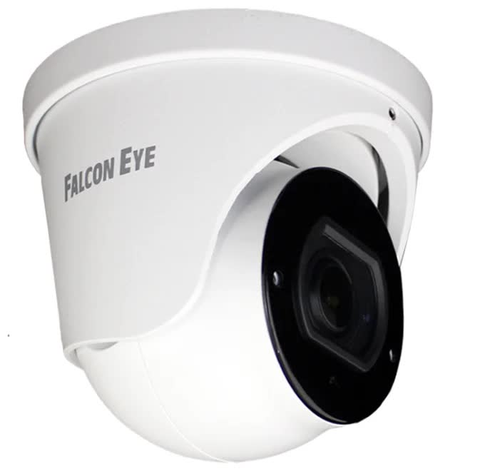 Камера видеонаблюдения Falcon Eye FE-MHD-DV5-35 2.8-12мм белый ip камера falcon eye fe ipc dv5 40pa белый черный