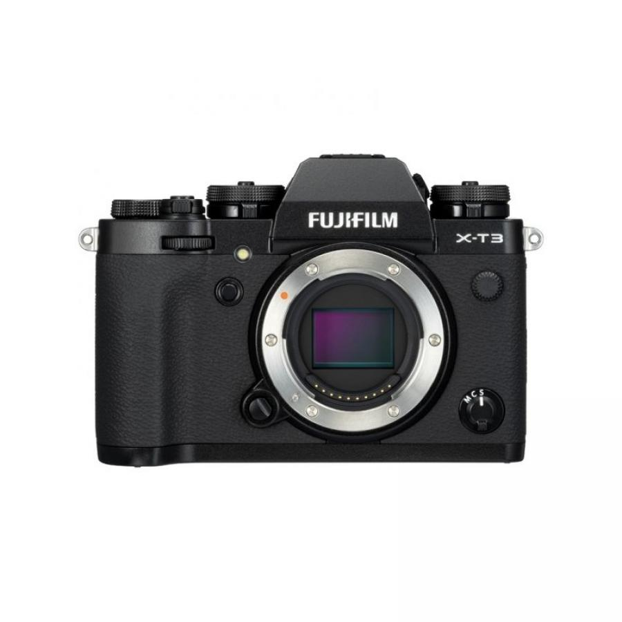 Фото - Цифровой фотоаппарат FujiFilm X-T3 Body Black фотоаппарат fujifilm x t3 kit 18 55mm silver