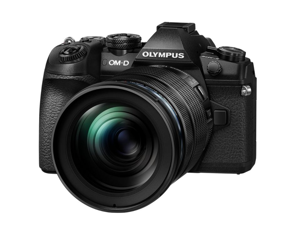 Цифровой фотоаппарат Olympus OM-D E-M1 Mark II Kit ( E-M1 Mark II Body black + ED 12-100mm  f/4  IS PRO )