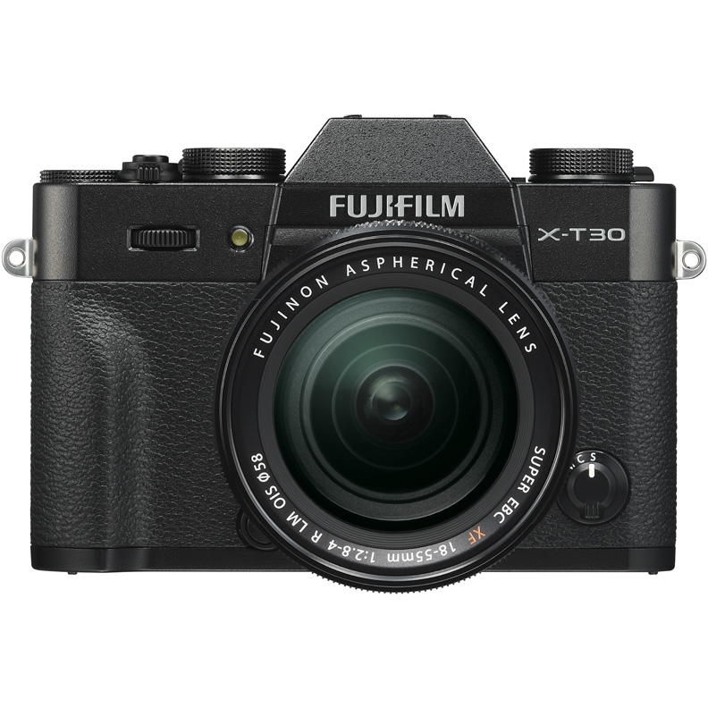 Цифровой фотоаппарат FujiFilm X-T30 Kit XF18-55mm F2.8-4 R LM OIS Black