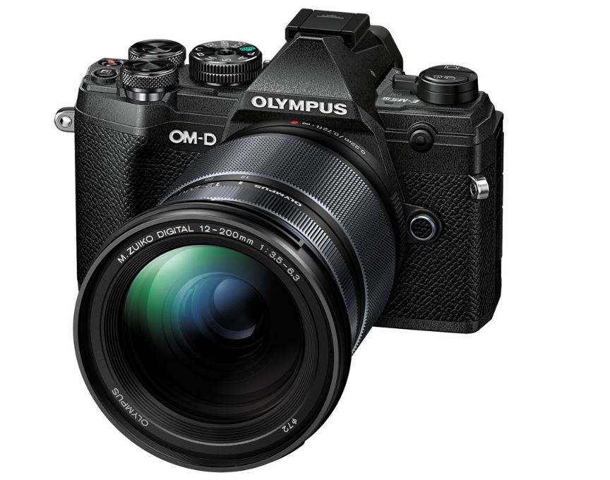 Фото - Цифровой фотоаппарат Olympus OM-D E-M5 Mark III Kit (E-M5 Mark III Body black + ED 12-200 mm F1:3.5-6.3 black ) фотоаппарат