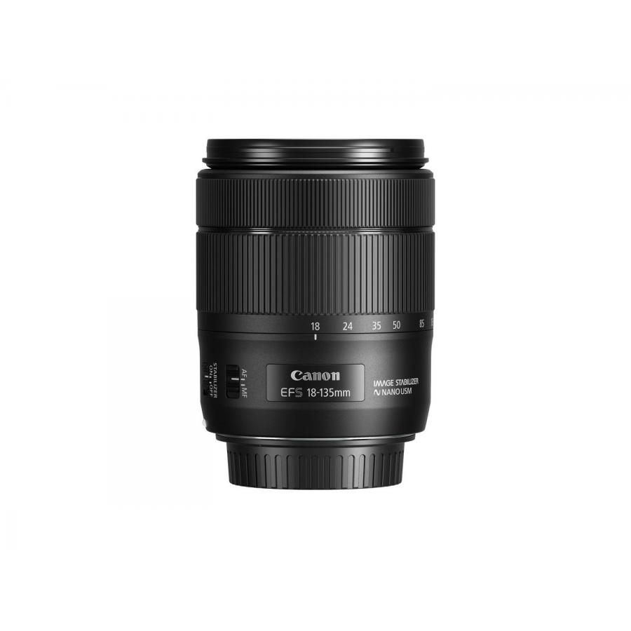 Объектив Canon EF-S 18-135 mm F3.5-5.6 IS USM (oem) объектив canon ef s usm 0284b007
