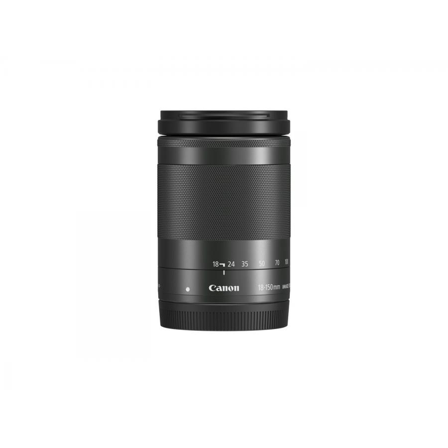 Объектив Canon EF-M 18-150 mm F/3.5-6.3 IS STM Black цена
