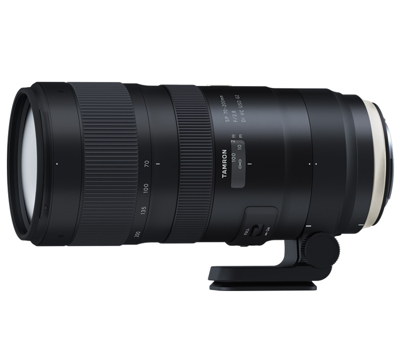 Объектив Tamron SP AF VC 70-200 mm F/2.8 Di USD G2 (A025E) Canon funko pop vinyl фигурка disney monsters inc roz