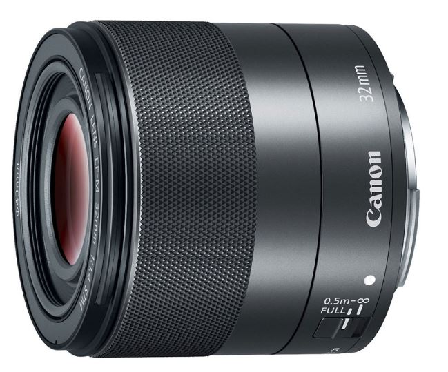 Объектив Canon EF-M 32mm f/1.4 STM объектив canon ef m 28 mm f 3 5 macro is stm