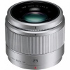 Объектив Panasonic Lumix H-H025ME-S 25mm f/1.7 G Aspherical silv...