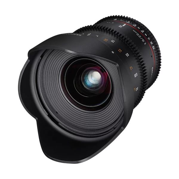 Объектив SAMYANG MF 20mm T1.9 ED AS UMC VDSLR Sony E (NEX) объектив