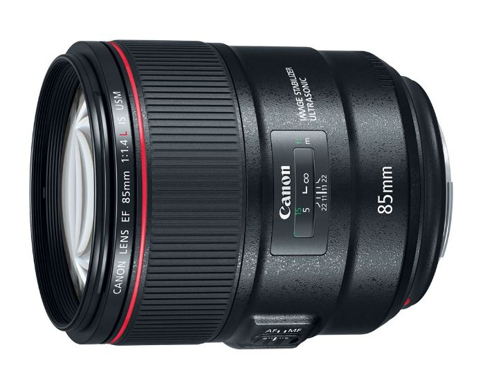 Объектив Canon EF 85mm f/1.4L IS USM объектив canon ef 85mm f 1 8 usm 2519a012