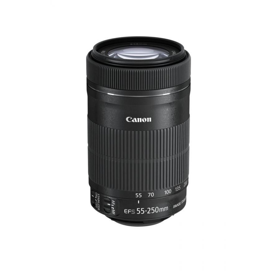 Объектив Canon EF-S 55-250mm f:4-5.6 IS STM объектив canon ef s 55 250mm f 4 5 6 is stm