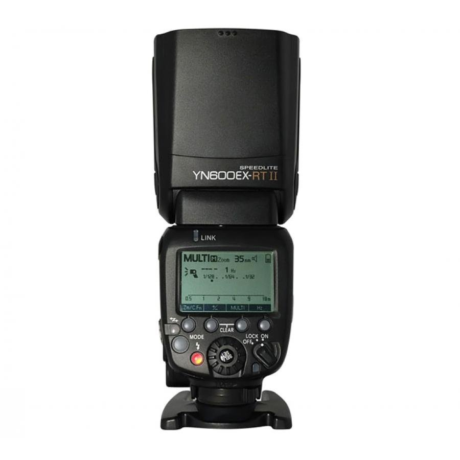 Вспышка YongNuo Speedlite YN-600EX-RT II for Canon yongnuo yn 622c for canon
