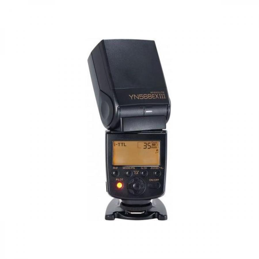 Вспышка YongNuo Speedlite YN-568EXIII для Nikon yongnuo yn 565ex ii speedlite yn565ex ii for canon 6d 60d 5d mark iii 550d 1100d 650d 600d 700d 7d 5d2 camera wireless ttl flash