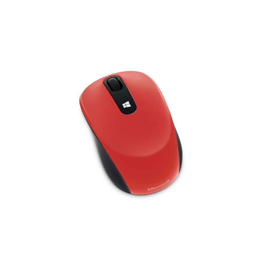 Мышь Microsoft Sculpt Mobile Mouse Red (43U-00026) цена