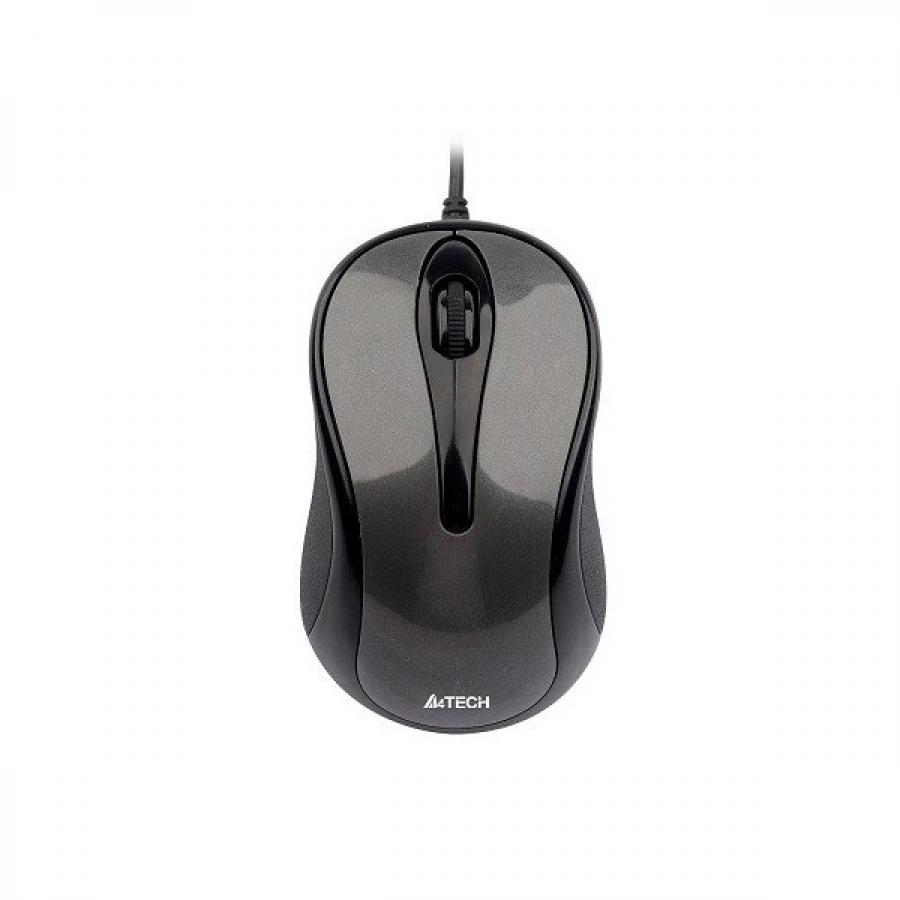 Мышь A4Tech V-Track Padless N-360-1 Black USB