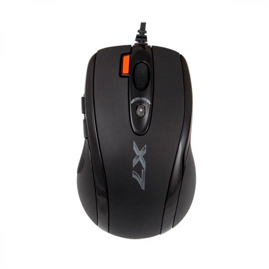 Мышь A4Tech X-710MK Black USB