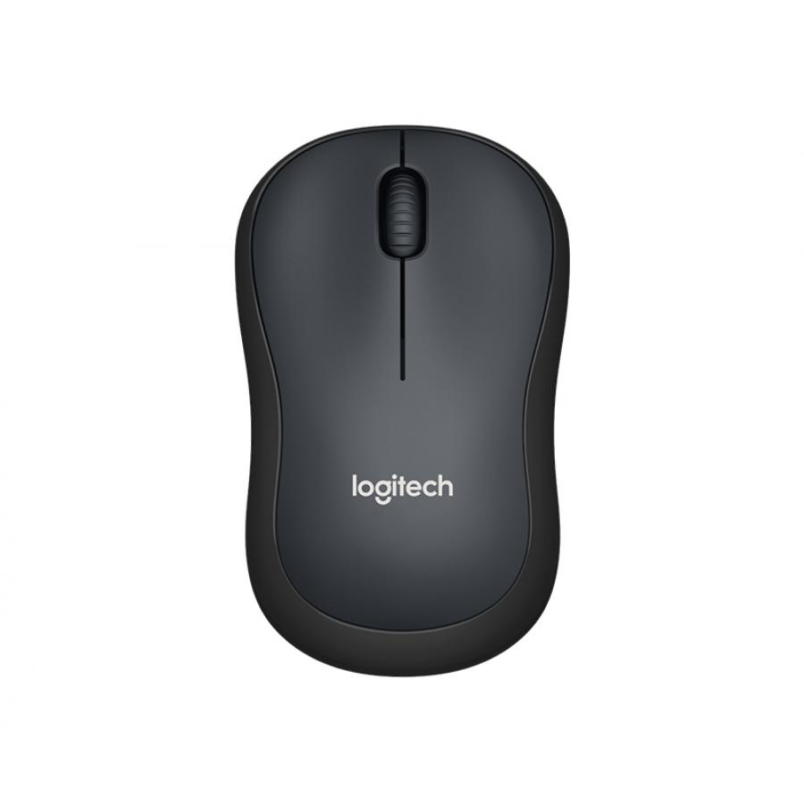 Мышь Logitech Silent Wireless Mouse M220 (910-004880)