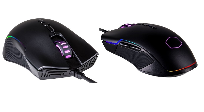 Мышь Cooler Master Gaming Mouse CM310 (CM-310-KKWO2) игровая мышь trust ziva gaming mouse