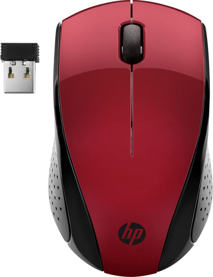 Мышь HP Wireless Mouse 220 мышь hp essential usb mouse 2tx37aa 2tx37aa