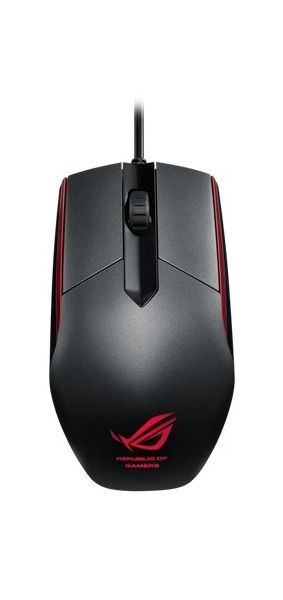 Мышь Asus ROG Sica Black (90MP00B1-B0UA00) цена и фото