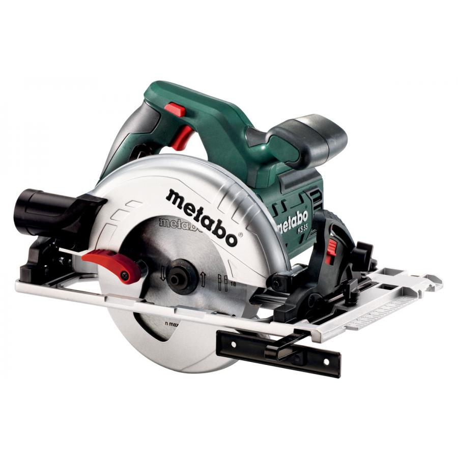 Пила дисковая Metabo KS 55 FS 600955500 цена