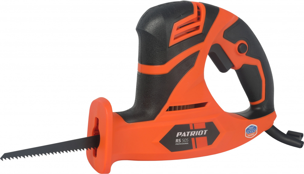 Сабельная пила Patriot RS 505 600Вт 2800ход/мин electric reciprocating saw patriot rs 808