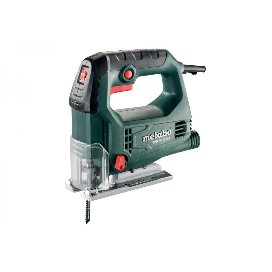 Лобзик Metabo STEB 65 Quick кейс 601030500 лобзик metabo steb 80 quick 601041500