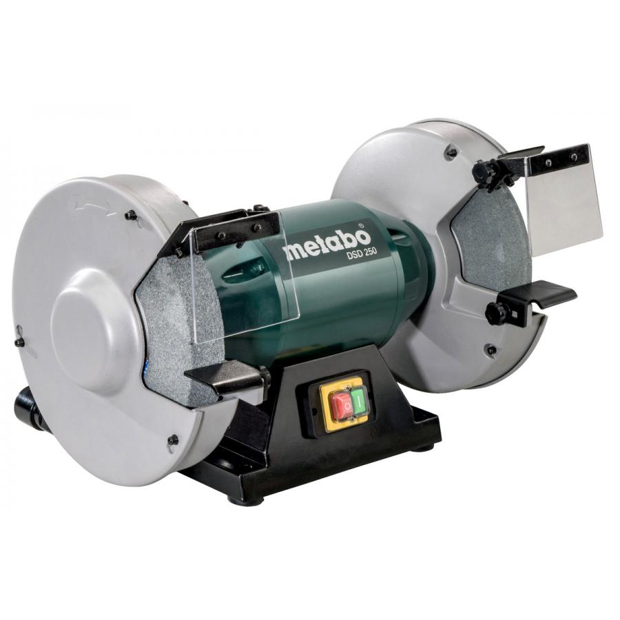 Точило Metabo DSD 250 619250000 компрессор metabo power 250 10 w of 601544000