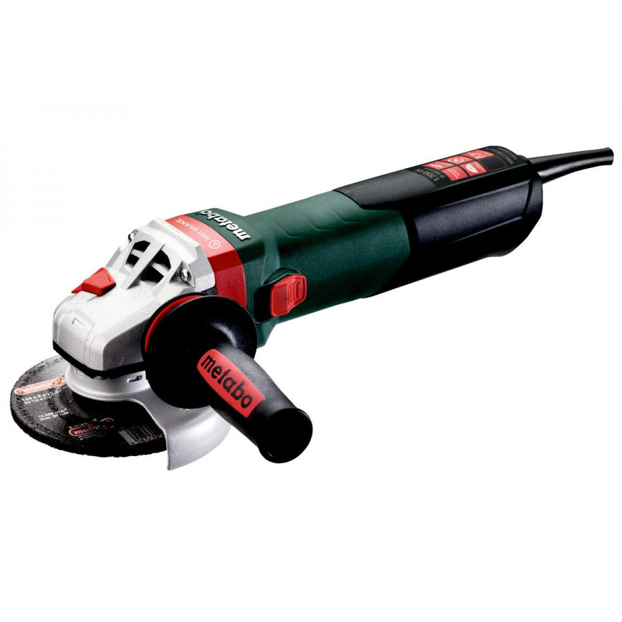 цена на Шлифмашина угловая Metabo WEBA 17-125 Quick 600514000