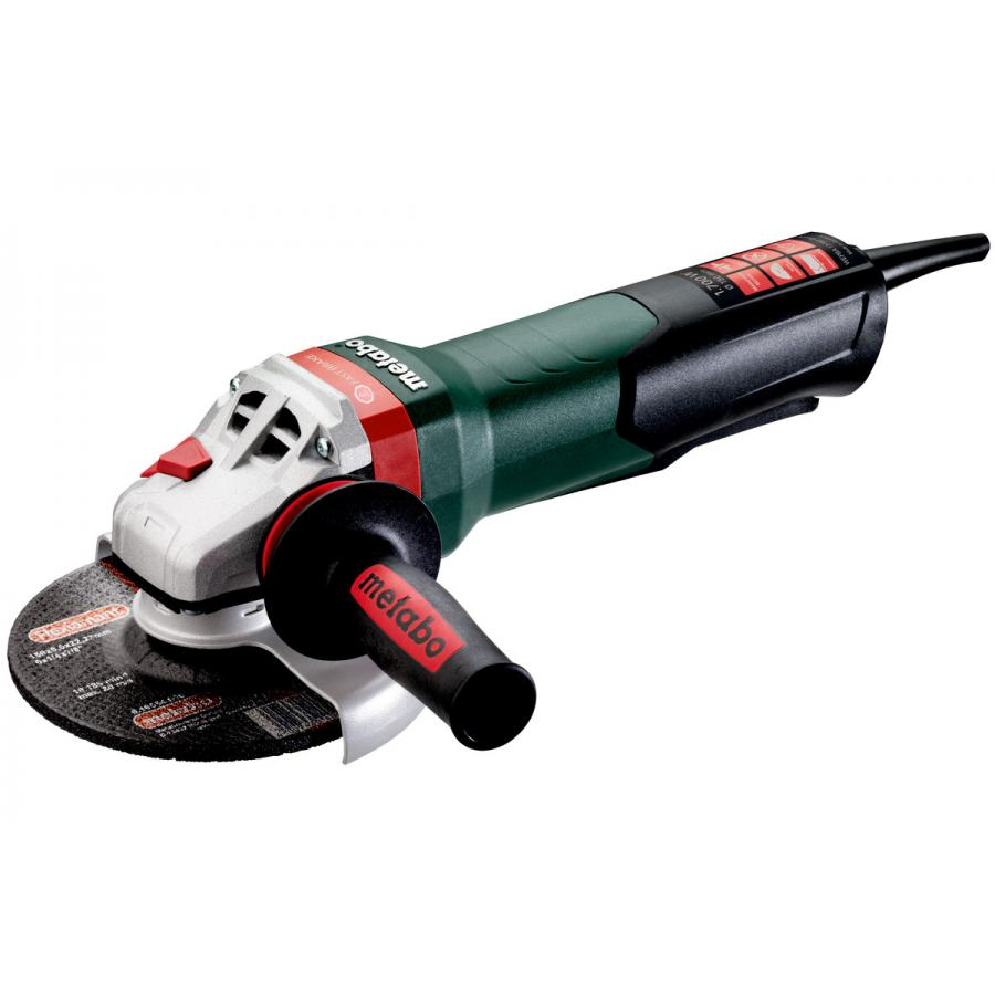 цена на Шлифмашина угловая Metabo WEPBA 17-150 Quick 600552000