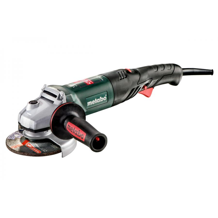 цена на Шлифмашина угловая Metabo WEV 1500-125 Quick RT 601243500