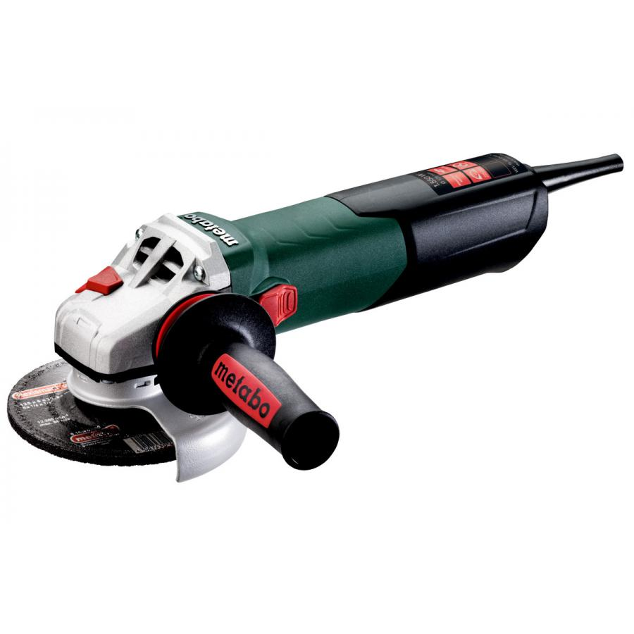 цена на Шлифмашина угловая Metabo WEV 15-125 Quick HT 600562000