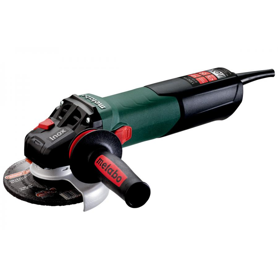 цена на Шлифмашина угловая Metabo WEV 15-125 Quick Inox 600572000