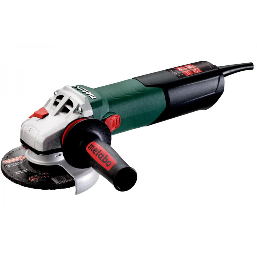 цена на Шлифмашина угловая Metabo WEV 17-125 Quick 600516000