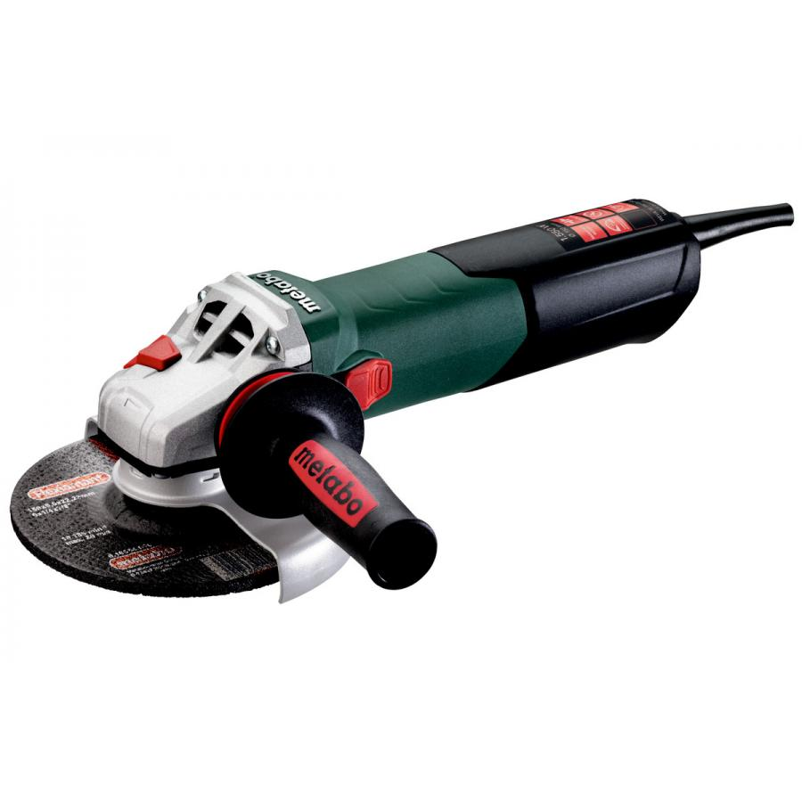 цена на Шлифмашина угловая Metabo WEVA 15-150 Quick 600506000