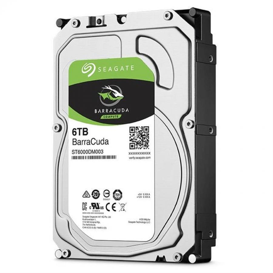 Жесткий диск Seagate BarraCuda 6Tb (ST6000DM003)