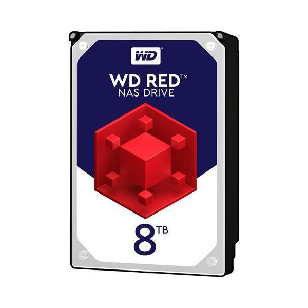 Жесткий диск WD Red 8TB (WD80EFAX)