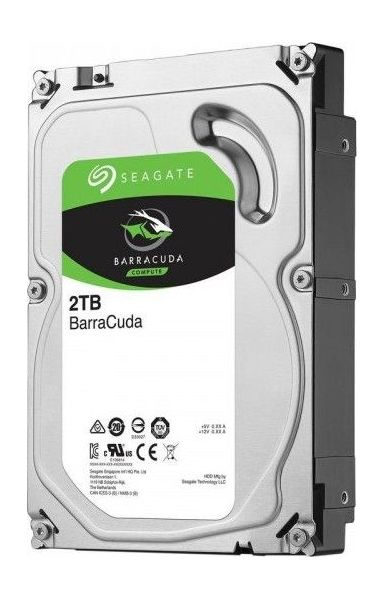 Жесткий диск Seagate Barracuda 2 Tb (ST2000DM005) seagate barracuda 4000гб