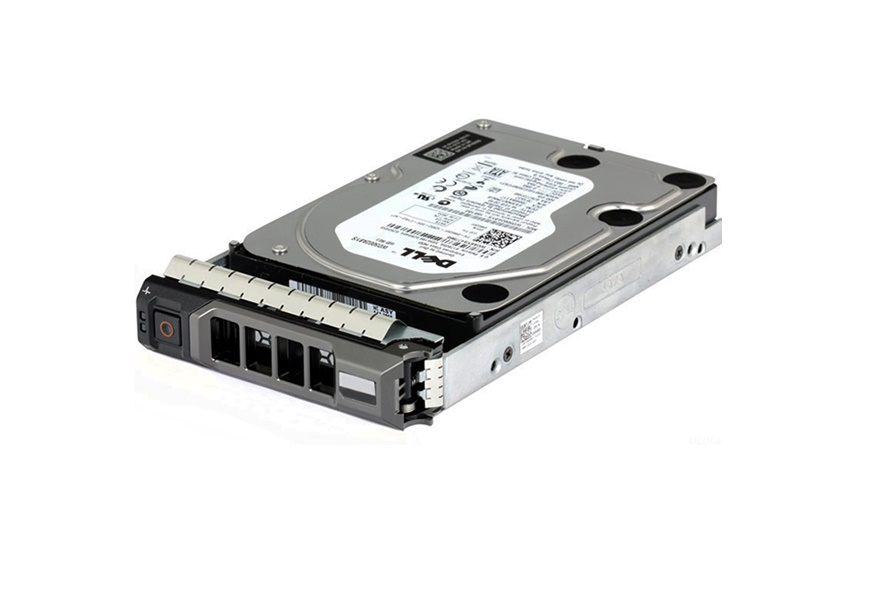 Жесткий диск Dell SAS 1.8Tb (400-AJQX) сервер dell poweredge r530 210 adlm 86 210 adlm 86