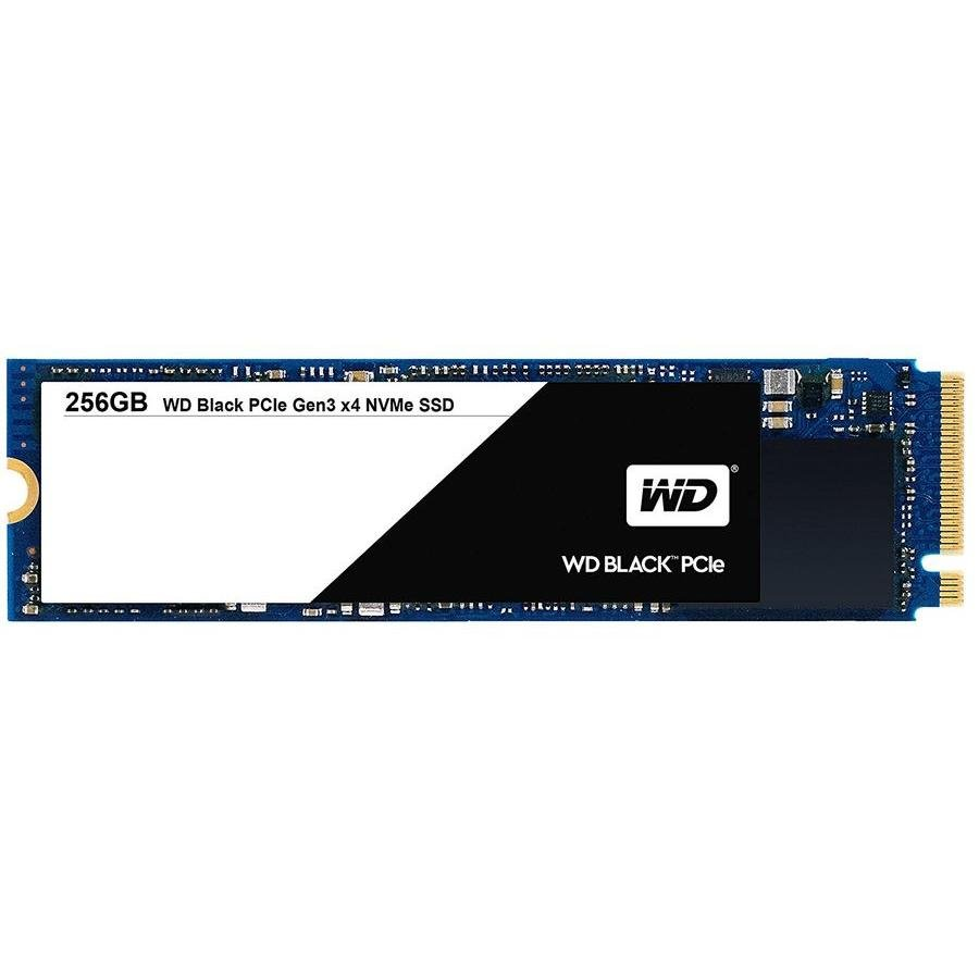 Накопитель SSD WD Black 256Gb (WDS256G1X0C)