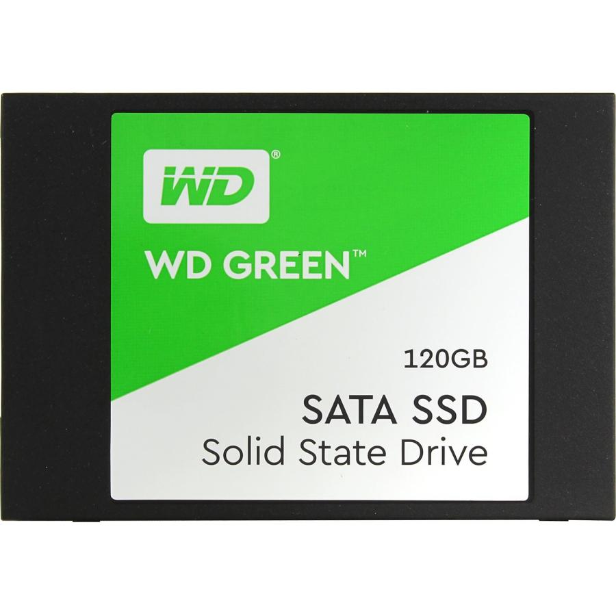 Накопитель SSD WD Green 120Gb (WDS120G2G0A)