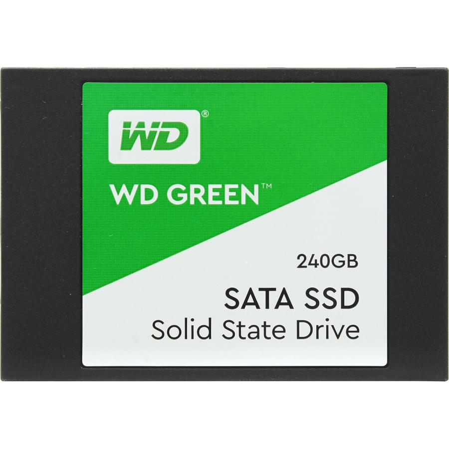 Накопитель SSD WD Green 240Gb (WDS240G2G0A)