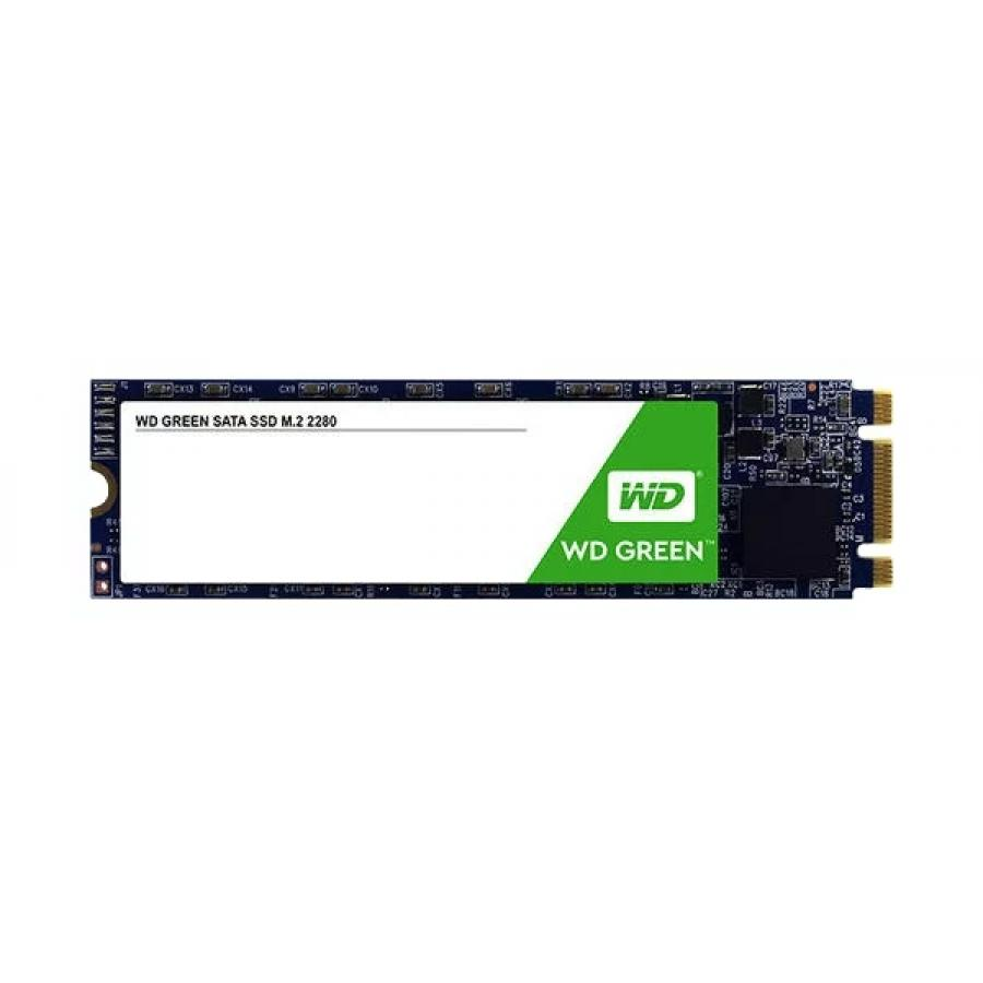 Накопитель SSD WD Green 120Gb (WDS120G2G0B)