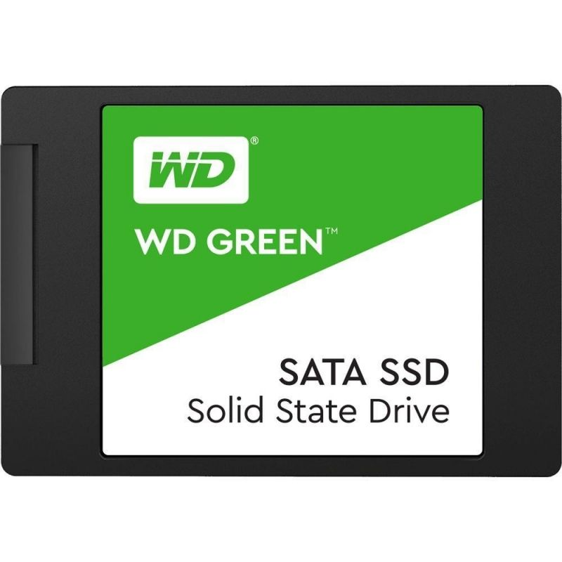 Накопитель SSD Western Digital Green 480Gb (WDS480G2G0A)